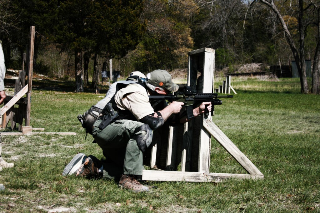 Texas Pistol and Rifle - Firearm Training