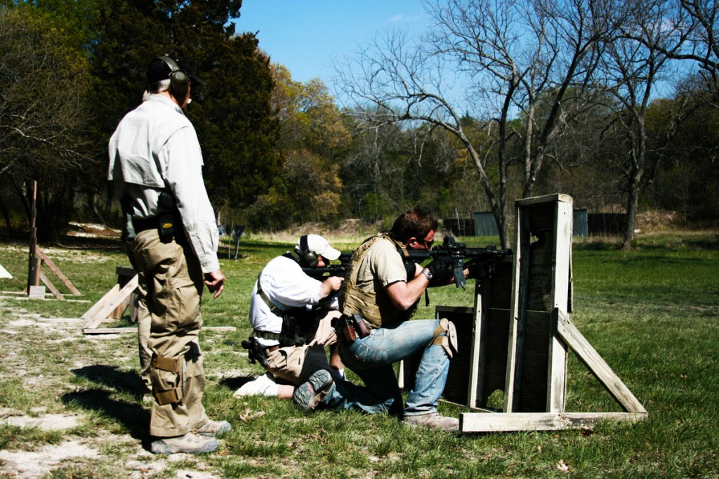 jTexas Pistol and Rifle - Firearm Training