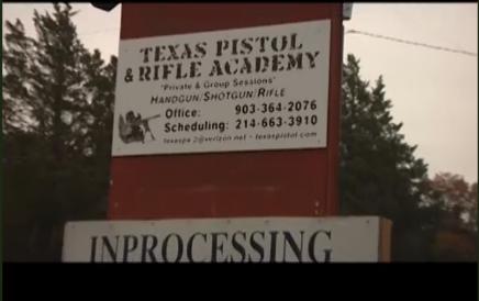 Carbine Run at the Texas Pistol & Rifle Academy