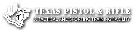 Texas Pistol & Rifle Logo