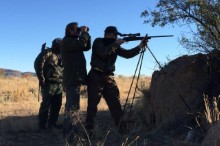 long range rifle