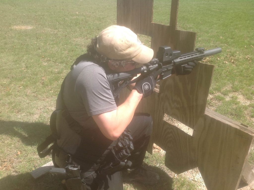Fighting Carbine Series at Texas Pistol & Rifle Academy