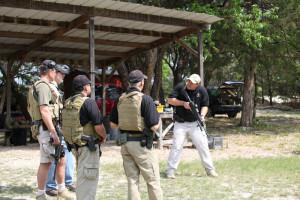 Texas Pistol - Pre Drilling